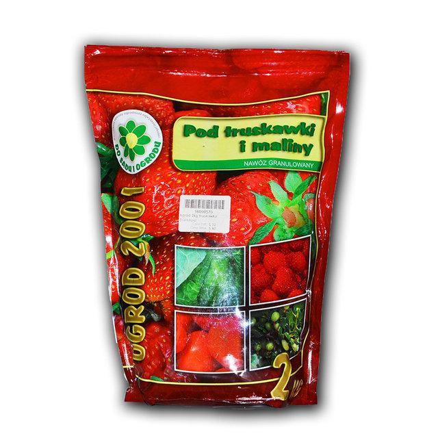 удобрение для клубники, подкормка клубники, купить удобрение для клубники