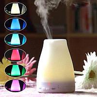 Мини Ультразвуковой увлажнитель воздуха и аромат диффузор с 7 цвет LED