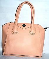 Женская пудровая сумка из искусственной кожи 29*25 см