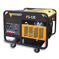 Генератор бензиновый 8.5 кВт Forte FG12E