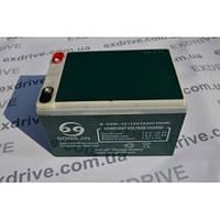 Аккумулятор для квадроцикла АКБ Електро 6-DZM-1(12v-12AH)