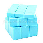 Зеркальный кубик Рубика 3х3 Shengshou Mirror Blue, фото 2