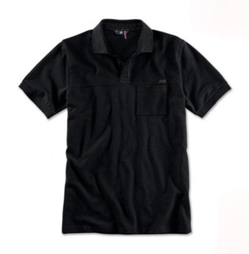 Оригінальна чоловіча футболка-поло BMW M (80142410888)
