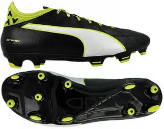 Футбольные бутсы PUMA evoTOUCH 3 Leather FG 103985 01