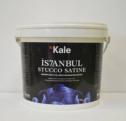 Акриловая штукатурка İstanbul STUCCO Satine Extra