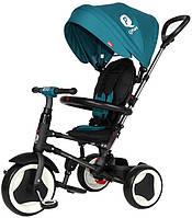 Велосипед трехколесный Sun Baby QPlay Rito Бирюзовый (J01.013.1.1)