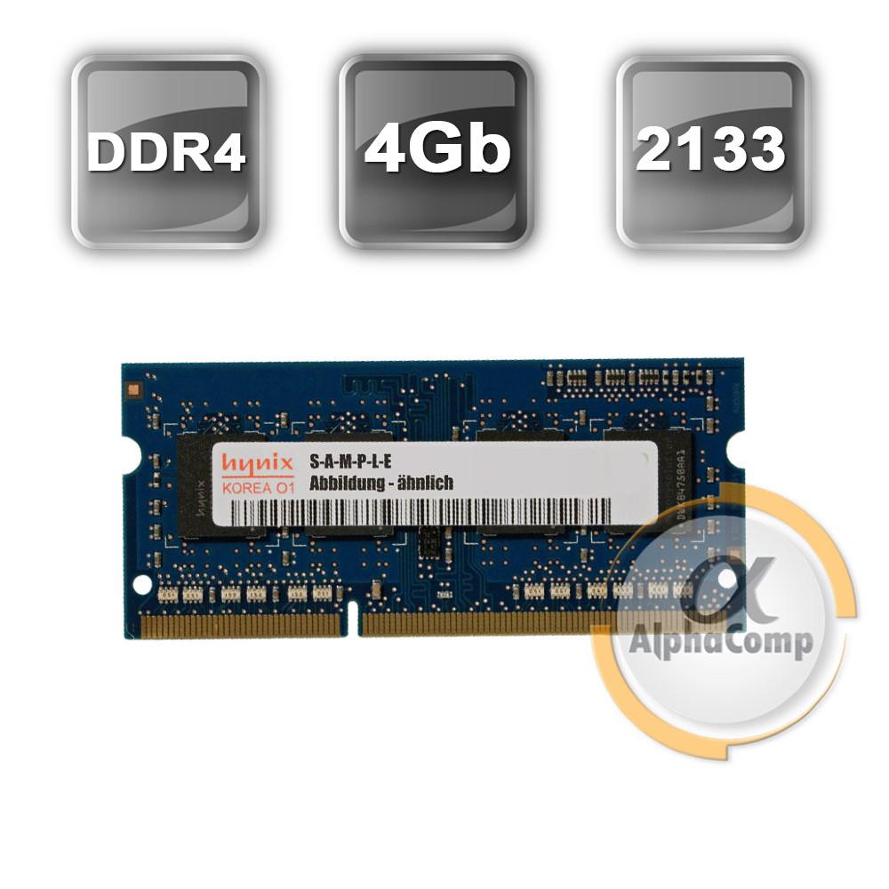 Модуль памяти SODIMM DDR4 4Gb Hynix PC4-17200 (HMA451S6AFR8N-TFN0)