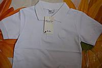 Футболка-поло,5-7лет,футболка-рубашка школьная, фото 1