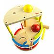 Развивающая игра трекбол с молотком goki 53901, фото 2