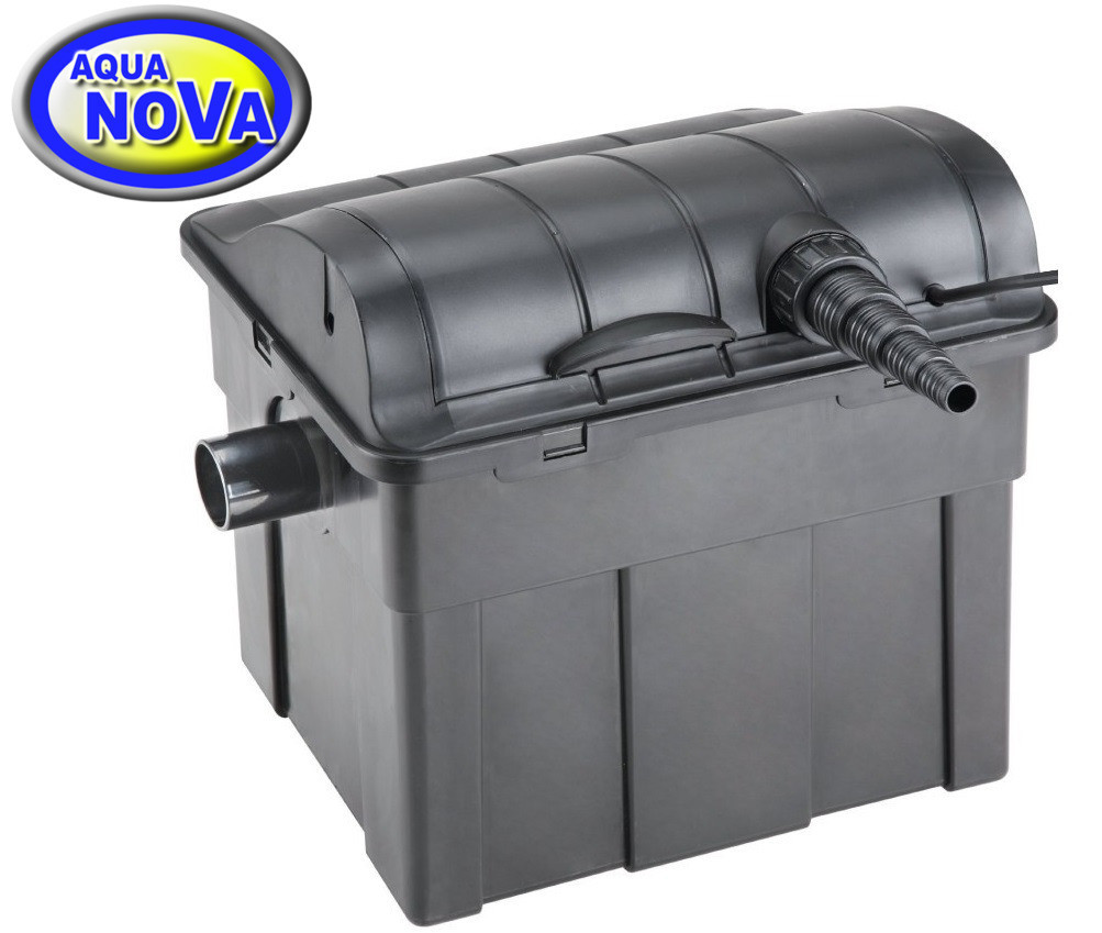 Проточный фильтр для пруда AquaNova NUB-9000 UVC11