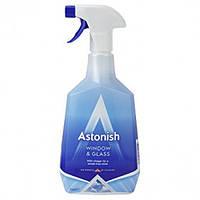 Средство для очистки стекол и окон Astonish Window & Glass cleaner 750 ml