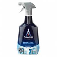 Средство для очистки стекол и окон Astonish Window & Glass Premium Edition 750 ml