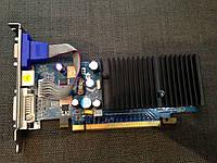 ВИДЕОКАРТА Pci-E GeForce 7300 GS на 256 MB с ГАРАНТИЕЙ ( видеоадаптер 7300GS 256mb  )