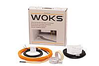 Комплект для тонкої теплої підлоги WOKS-10-350