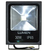 Прожектор светодиод. LUMEN LED 30W с/д slim