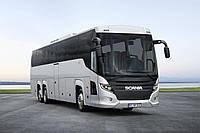 Лобове скло для автобусів Scania