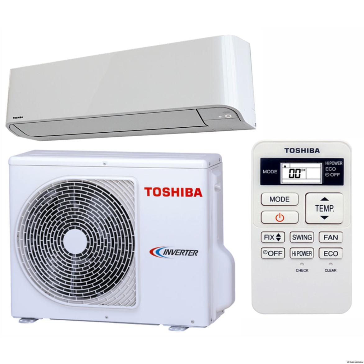 Кондиционер Toshiba RAS-05BKVG-EE / RAS-05BAVG-EE