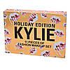 Подарочный набор KYLIE Holiday Edition 11 pieces of fashion makeup set в примятой упаковке, фото 2