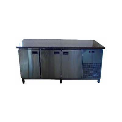 Холодильный стол для пиццы Tehma SH37G