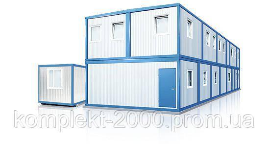 Модульные офисы и магазины на заказ