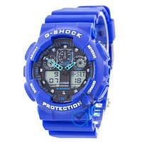Casio G-Shock GA-100 - 6 Цветов