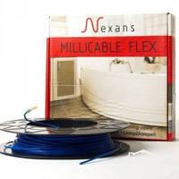Кабель, (5 м.кв) Nexans двужильный MILLICABL FLEX 15 750 Вт