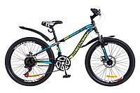 "Велосипед 24"" Discovery FLINT AM 14G  DD  рама-13"""