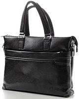 Объемная вместительная мужская сумка портфель ST с отделом для нетбука. Хорошее качество. Доступно Код: КГ3892