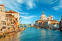 Фотообои флизелиновые на стену 368х254 см : Венеция в Италии (162V8CN)