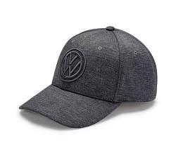 Оригінальна бейсболка Volkswagen Logo Baseball Cap Grey (33D084300A)