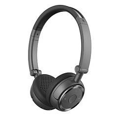 ★Bluetooth гарнитура Edifier W675BT Grey стерео для прослушивания музыки дома и в дороге