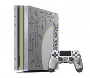 Sony выпустит ограниченное издание PlayStation 4 Pro в стилистике God of War