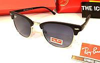 Стильные солнцезащитные очки ray ban, очки рей бен