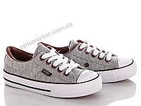 Кеды детские Style-baby N-XJY-211 grey