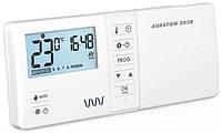 Комнатный термостат Auraton 2030 - проводной - программатор