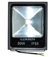 Прожектор светодиод. LUMEN LED 50W с/д slim