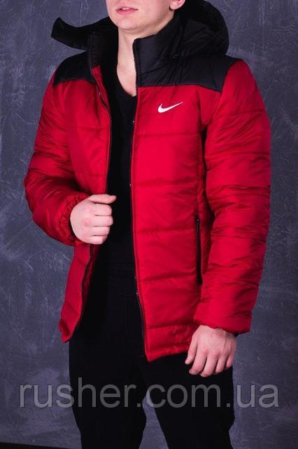 Куртки Найк мужские