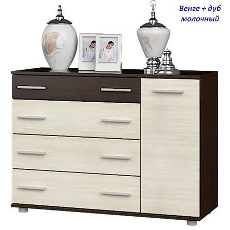 """Комод для спальни с 4-мя ящиками """"К-3"""" , фото 2"""