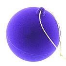 Футляр для кольца Шар синий, фото 2
