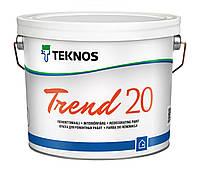 Краска TEKNOS TREND 20