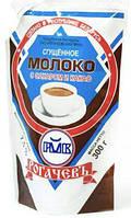 Молоко сгущенное с сахаром и какао 300 гр.