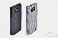 Чехол для Samsung Galaxy S2 i9100/i9105 - ROCK Magic cube TPU soft Case