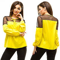 Блуза на завязке, фото 3