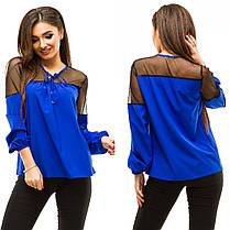 Блуза на завязке, фото 2