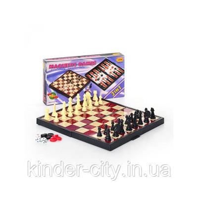 Шахматы 9831S Мал. 3/1