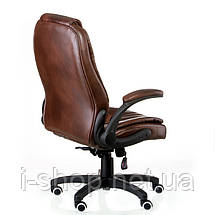 Кресло Special4You Oskar Brown (E5258), фото 3
