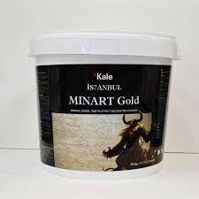 Декоративная штукатурка İstanbul MinART GOLD