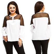 Легкая летняя блуза, фото 3