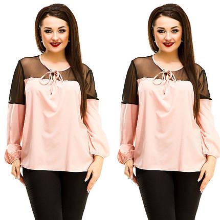 Легкая летняя блуза, фото 2