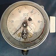 Манометр электроконтактный ЭКВ-1У (ЕКВ-1У), фото 1